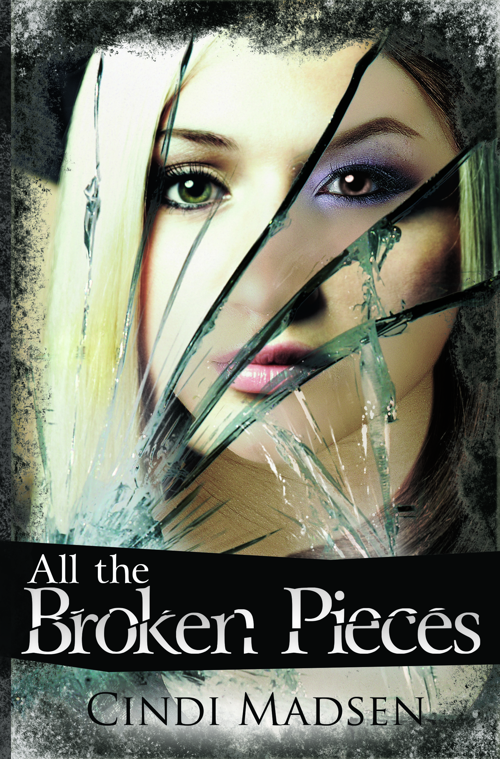 All the broken pieces cover