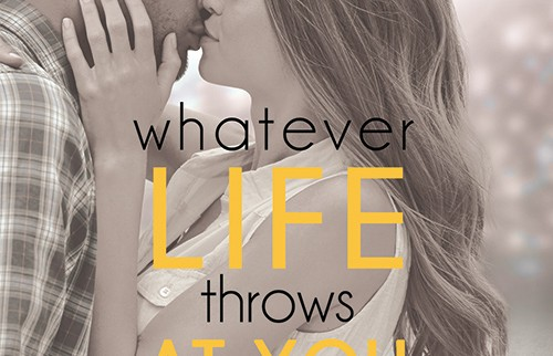 Fun Facts Friday with Whatever Life Throws at You by Julie Cross