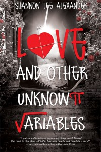 new Love and Other Uknown Variables 500x750