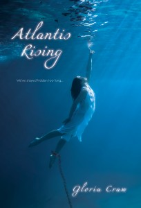 Atlantis Rising by Gloria Craw