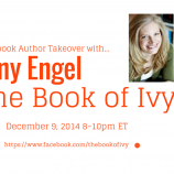 The Book of Ivy Author Take Over with Amy Engel!