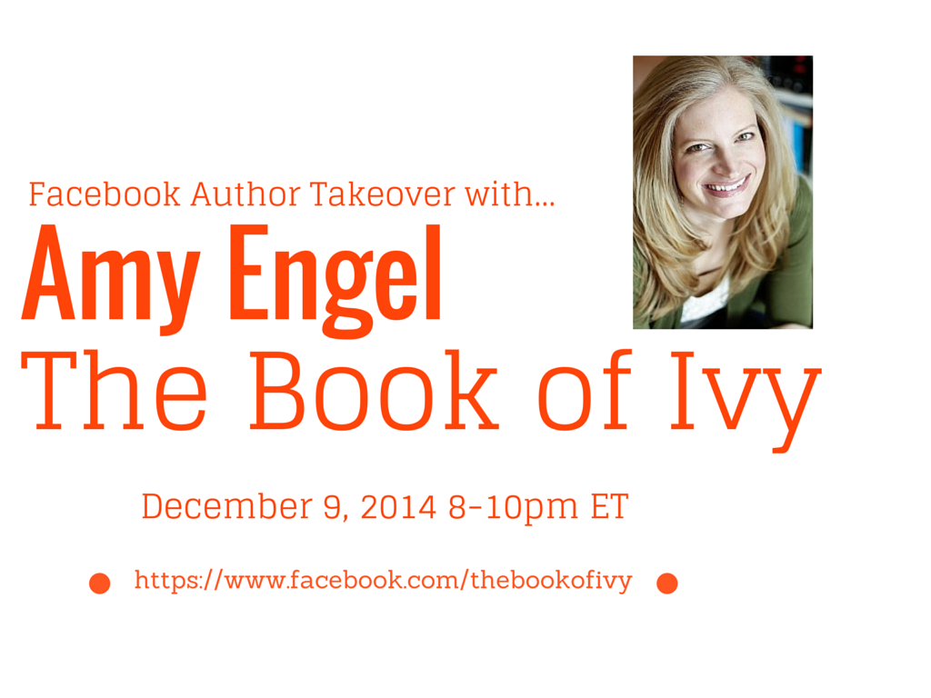 Amy Engel Takeover