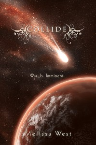 Collide by Melissa West