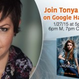 Join Tonya Kuper Live on Google Hangouts!