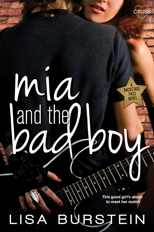 Mia and the Bad Boy by Lisa Burstein