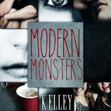 Cover Reveal: Modern Monsters by Kelley York
