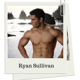 Swoon Sunday: Ryan Sullivan from Through Fire & Sea by Nicole Luiken