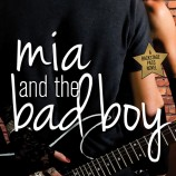 New Releases: Mia and the Bad Boy by Lisa Burstein & Center Ice by Cate Cameron
