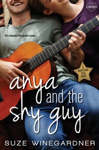 Anya and the Shy Guy by Suze Winegardner