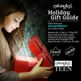 Entangled Teen Holiday Wish List Giveaway!