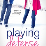 Happy Book Birthday to Cate Cameron & Playing Defense!