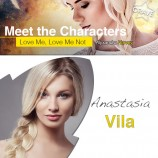Meet The Character Interviews: Get up close & personal with Anastasia Vila from Love Me, Love Me Not!