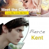 Meet The Character Interviews: Get up close & personal with Pierce Kent from Love Me, Love Me Not!