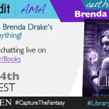 Upcoming AMA Opportunities with Brenda Drake, Alyxandra Harvey, Gloria Craw & Nicole Luiken!