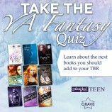 Take the YA Fantasy Quiz to Learn What Book(s) You Should Add to your TBR!