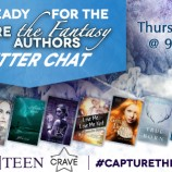 Not To Be Missed: Capture the Fantasy Twitter Chat!