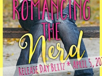 Release Day Blitz: Romancing the Nerd by Leah Rae Miller