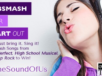 Dubsmash Your Heart Out to Win The Sound of Us Prize Pack!