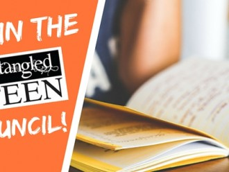 Want to be part of the NEW Entangled Teen Council?