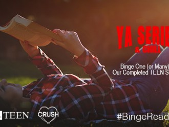 Don't Miss Your Chance to Binge One (or Many) YA Series During the YA Series & Chill Promo!