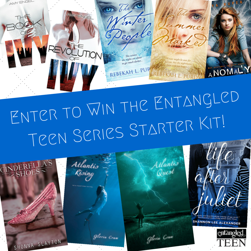 Win the Entangled Teen Series Starter Kit!