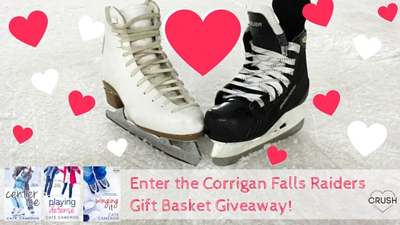 Enter the Corrigan Falls Raiders Gift Basket Giveaway!