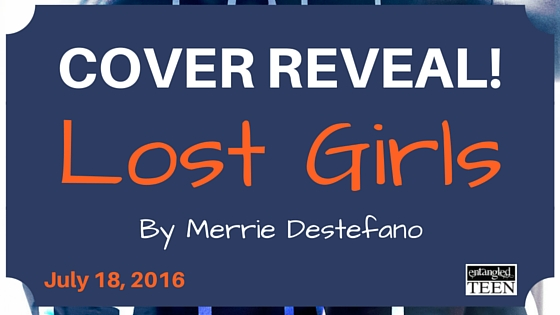 Lost Girls Cover Reveal
