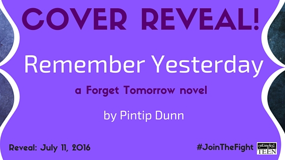 Remember Yesterday Cover Reveal Banner