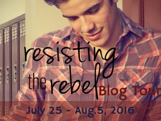 Follow Along with the Resisting the Rebel Blog Tour!
