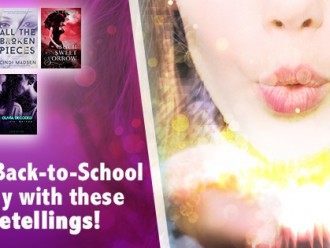 Get Back-to-School Ready with this YA Retellings Blog Blast!