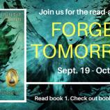 Forget Tomorrow by Pintip Dunn Read-A-Long!