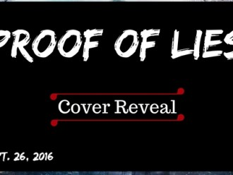 Cover Reveal: Proof of Lies by Diana Rodriguez Wallach!