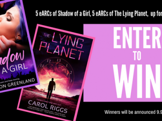 Enter for your chance to win an eARC!