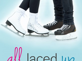 Happy Book Birthday to All Laced Up by Erin Fletcher!