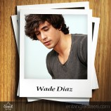 Swoon Sunday: Wade from Cursing Fate by Brenda Drake!