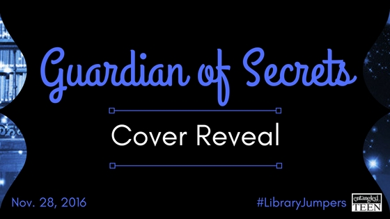 GUARDIAN OF SECRETS by Brenda Drake . . . Cover Reveal and Pre-order Campaign!