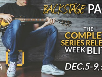 Backstage Pass: The Complete Series Release Week Blitz