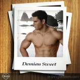 Swoon Sunday: Demian Sweet from In Truth & Ashes by Nicole Luiken!