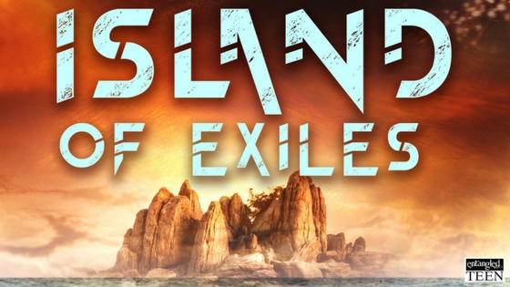 Island of Exiles - Banner
