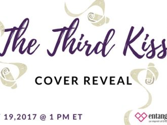 Cover Reveal: The Third Kiss by Kat Colmer!