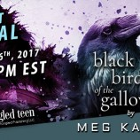Excerpt Reveal: Black Bird of the Gallows by Meg Kassel!