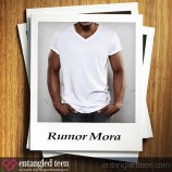 Swoon Sunday with Rumor Mora from 27 Hours by Tristina Wright!