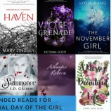 18 Recommend Reads for International Day of the Girl!
