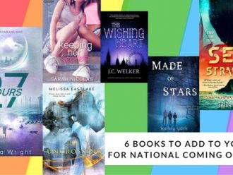 6 Books to Add to Your TBR for National Coming Out Day!
