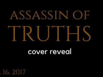Cover Reveal: Assassin of Truths by Brenda Drake!