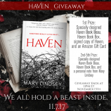 HAVEN by Mary Lindsey Book Beau & Book Box  GIVEAWAY