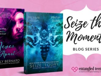 Seize the Moment: Jaime Questell Talks About One of Her Fave Characters