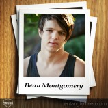 Swoon Sunday with Beau Montgomery from The Sweetheart Sham by Danielle Ellison!