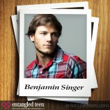 Swoon Sunday with Benjamin Singer from By a Charm and a Curse by Jaime Questell!