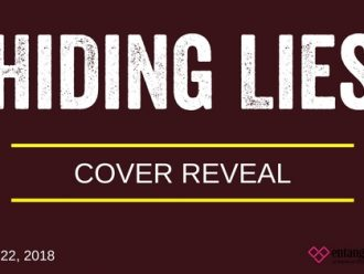 Cover Reveal: Hiding Lies by Julie Cross!